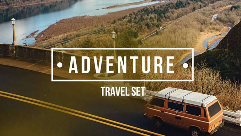 Travel Adventures Pack