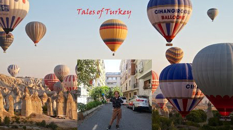Tales of Turkey