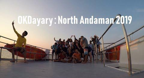Scuba @ North Andaman, Thailand